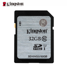 Kingston memory card 8gb 16gb 32gb 64gb 128gb sd hc xc SDHC SDXC uhs-i HD video class 10 cartao de memoria carte sd tarjeta(China (Mainland))