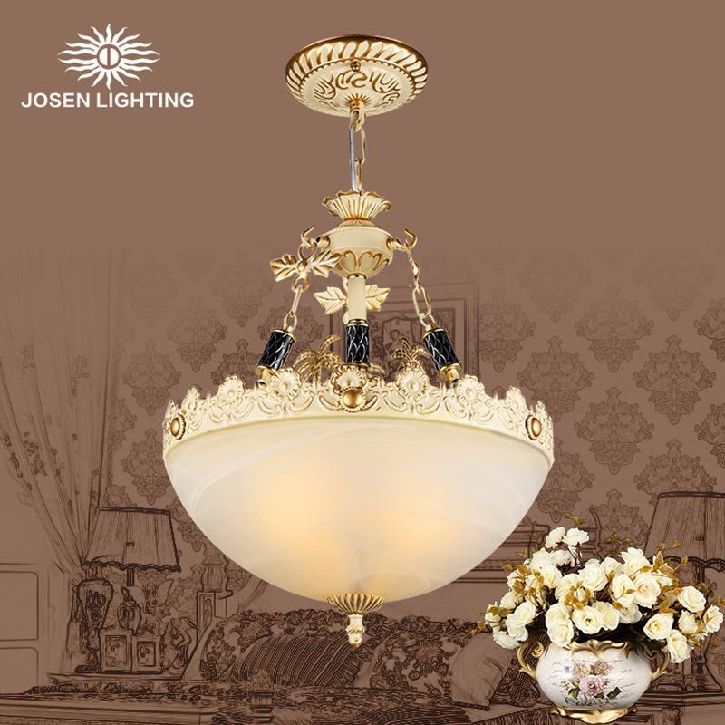 pendant lights lamparas colgantes lustre pendant light vintage lamp Simple European style lamps bronze color hanging lamps(China (Mainland))