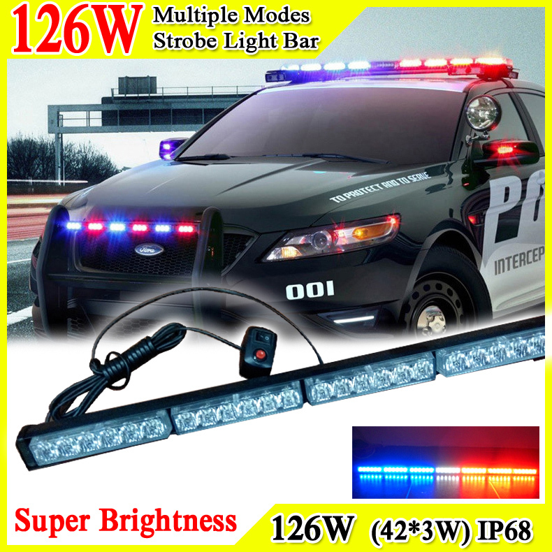 police lights bar from reliable bar lights for sale suppliers on car. Black Bedroom Furniture Sets. Home Design Ideas