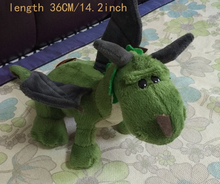 in stock official stuff plush doll nici dragons good quality plush doll toy with fast free shipping