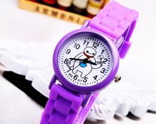 Venta al por mayor 10 unids/lote gran héroe 6 niños de la historieta relojes moda lindos niños chicas chicos Baymax deportes reloj analógico regalos 175311