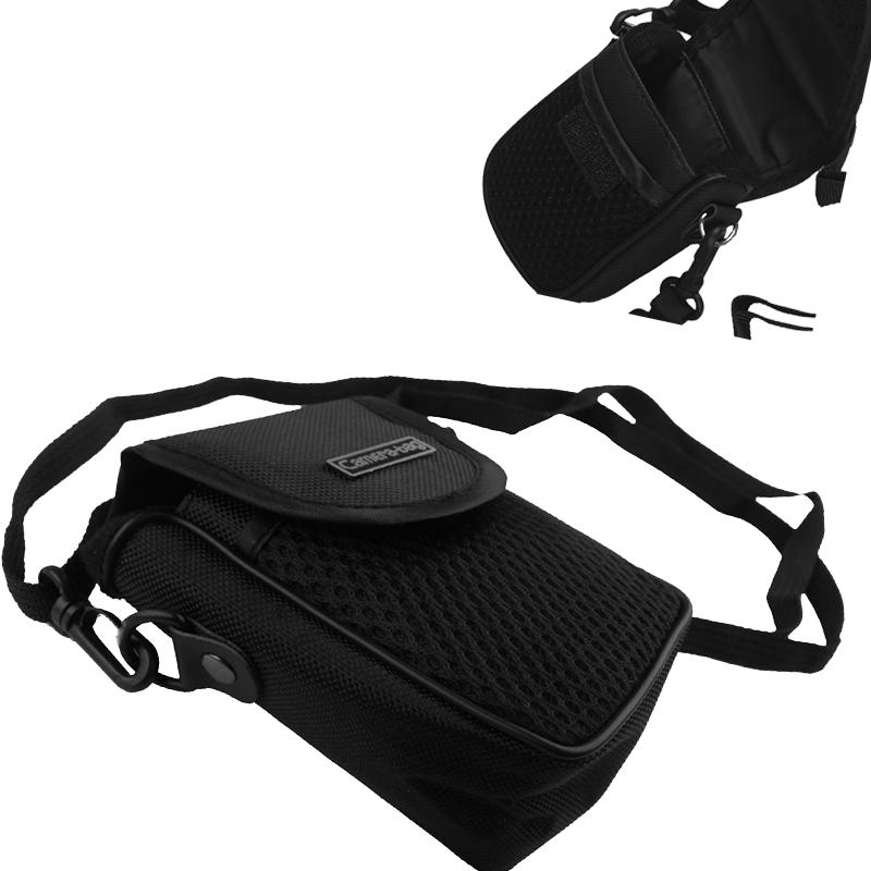 Exyuan Nylon Camera Case Shoulder Bag For Fujifilm FinePix Fuji V10 Z1 Z2 Z3 Z5 Z10 Z20 Z30 Z31 Z33 Z35 Z37 Z70 Z71 Z81 Z91 FD(China (Mainland))