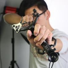 New EOS G8 Slingshot Catapult Hunting Professional Outdoor Sports Wrist Sling Shot Ma Al Alloy Arrow