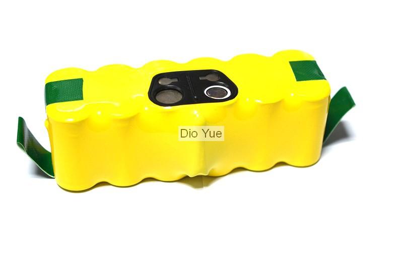 3500mAh 14.4V Replacement Battery Pack for iRobot Roomba 581 610 780 770 760 R3 532 530 510 562 550 560 570 500 Battery Robotics(China (Mainland))
