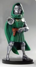 Cute Anime Doctor Doom Marvel 20CM PVC Model Toys Action Figure Doll Decoration