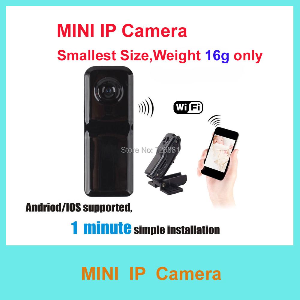 Free Shipping WiFi Camera Mini DV Wireless IP Camera HD Micro Hidden Cam Voice Video Recorder Mini Camcorder Camara(China (Mainland))