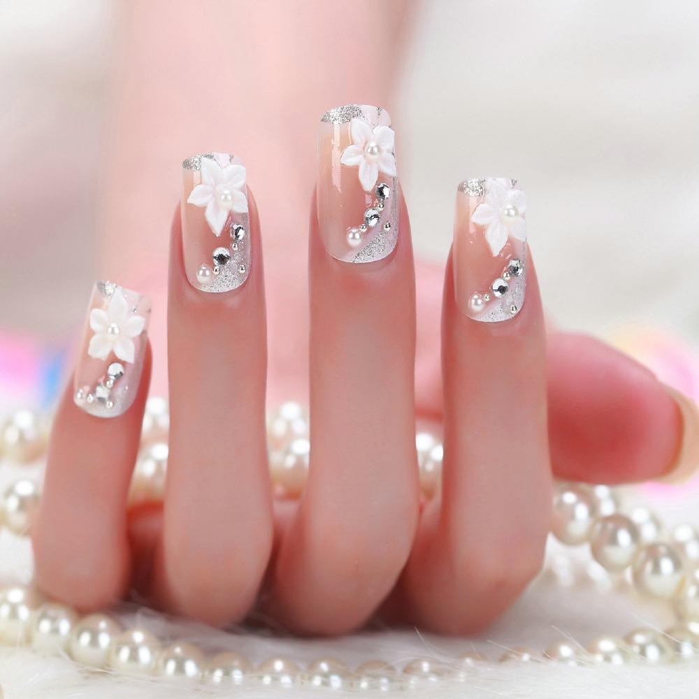 Clear Gel Acrylic Nails Nails Acrylic uv Gel Short