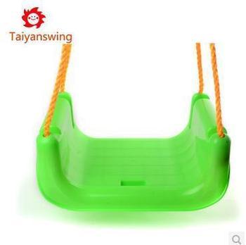 Бесплатная доставка высокое качество большое пространство младенческой детские качели висит стул крытый и открытый детские игрушки