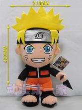 new plush naruto stuffed Uzumaki Naruto doll gift about 32cm