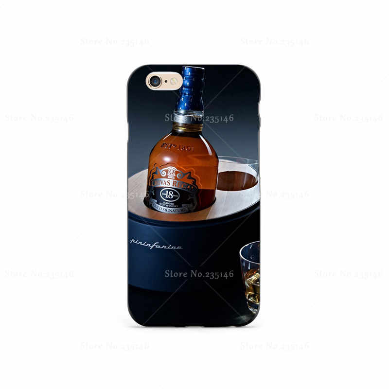 Chivas Regal Plastic Protective Shell Skin Bag Case For iPhone4s 5s 5c 6plus 6Splus 5.5 Cases Hard Back Cover(China (Mainland))