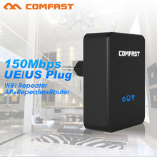 Comfast Wireless Wi-Fi Repeater 802.11n/g/b Network Router  Wi fi Roteador CF-WR150N Signal Repetidor extend wifi