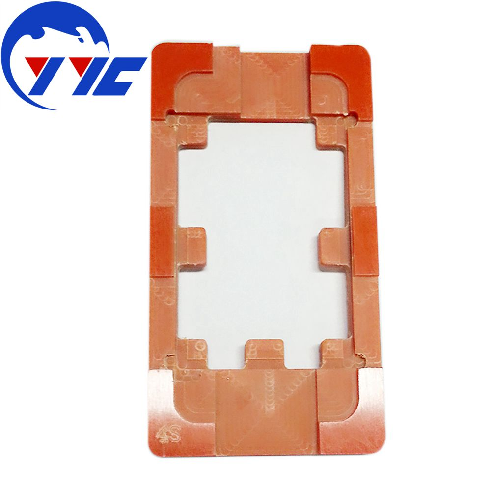 LCD Outer Glass Mould Holder Bakelite For Refurbishing Iphone 4 4S 4G 4GS Model Mold(China (Mainland))