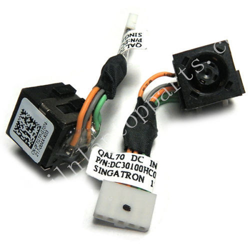 AC DC POWER JACK HARNESS CABLE SOCKET FOR DELL Latitude E6330 E6430S(China (Mainland))