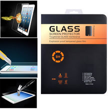 Premium Tempered Glass Screen Protector For Apple iPad 2 3 4 Air Mini iPhone 0.22mm UltraThin More clear Sensitive(China (Mainland))