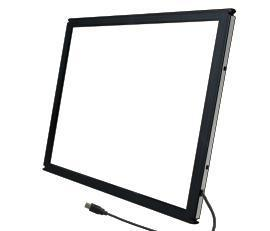 50 inch IR multi touch screen panel kit 10 points Infrared Touch Panel Frame for LCD/lLED TV(China (Mainland))