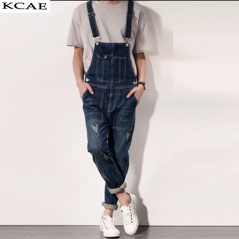 Popular Jeans Jumpsuits Mens-Buy Cheap Jeans Jumpsuits Mens lots ...