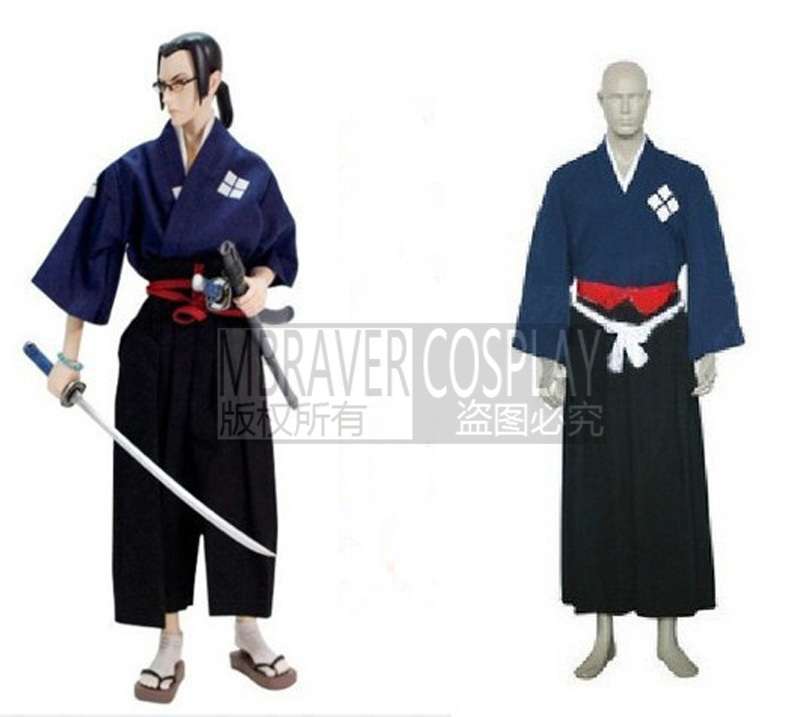 Popular Samurai Kimono Costume-Buy Cheap Samurai Kimono Costume lots from China Samurai Kimono ...