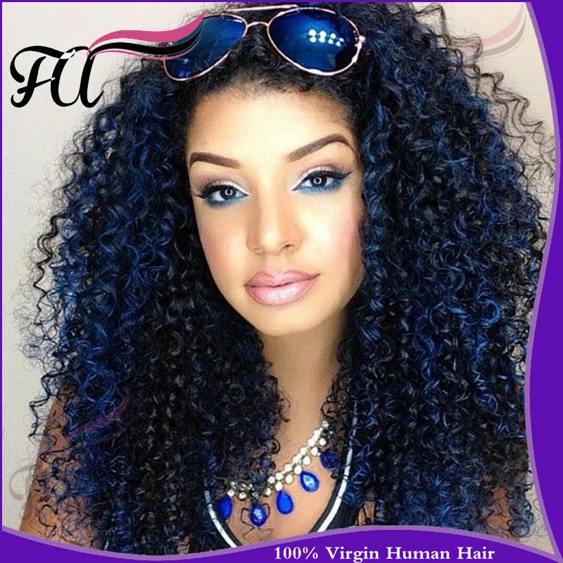 Virgin Brazilian Kinky Curly Hair Wet Wavy