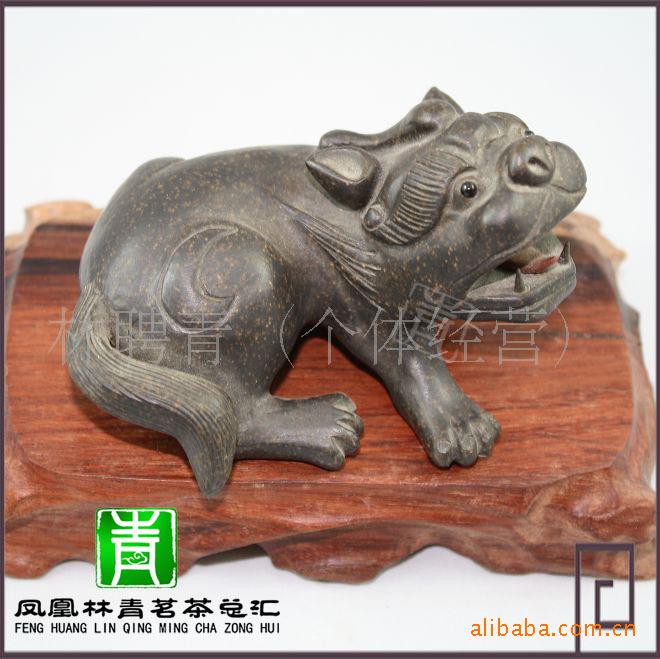 Lucky brave brave Yixing Yixing Arts & Crafts Yixing tea pet toad(China (Mainland))