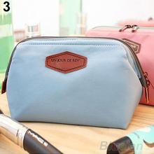Portable Cute Multifunction Beauty Travel Cosmetic Bag Makeup Case Pouch Toiletry 1QBL 4A2J