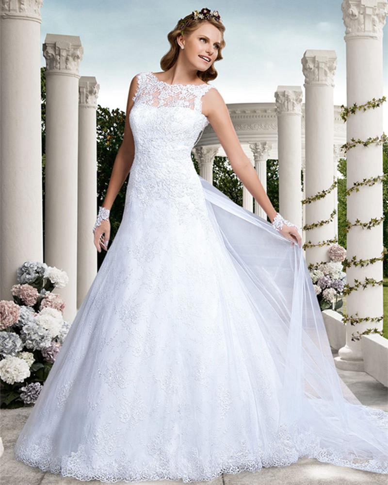 Все красивые свадебные платья