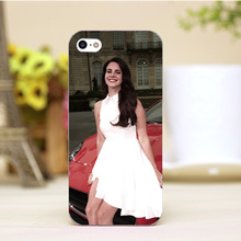 pz0006-3-1-11 Lana Del Rey Design cellphone cases For iphone 4 5 5c 5s 6 6plus Shell Hard Lucency Skin Shell Case Cover