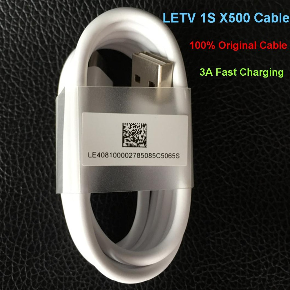 Big Sale!! 2016 Original LeTV 1S LeTV One S X500 Type-C USB date Cable Replacement For LeTV 1S LeTV One S X500 mobile(China (Mainland))