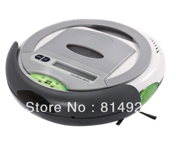 Robotic vacuum cleaner QQ2L-B(For Australia  buyer)-time control,auto-charege cleaner,origina design,good quality,good price<br><br>Aliexpress