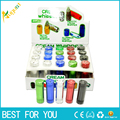 1pc Laughing gas cream whipper wholesale whipper Nitrous Aluminum cracker Multicolor selection for cigarette box case
