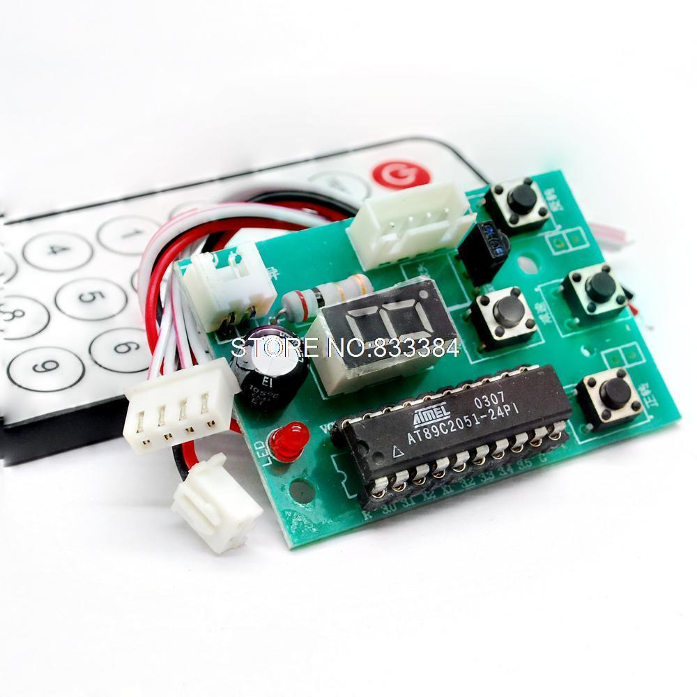 Free shipping 2pcs step motor remove control board for 2 for Stepper motor control board