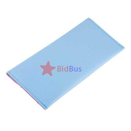 Bidbus Fast Womens Envelope Purse Clutch Lady Hand Bag Wrist Wallet Totes(China (Mainland))
