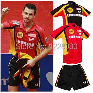 Butterfly TENERGY Table Tennis Shirt Men / Table Tennis Jerseys / shirt / Table Tennis Clothes(China (Mainland))
