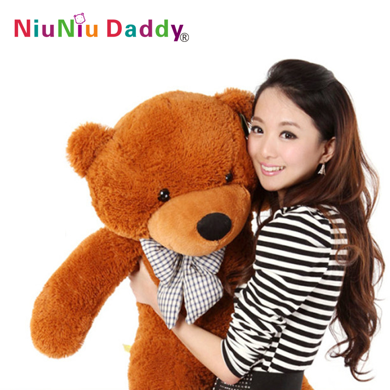 Low price Plush toys large size 80cm / teddy bear 0.8m/big embrace doll /lovers/christmas gifts birthday gift - Shop325618 Store store
