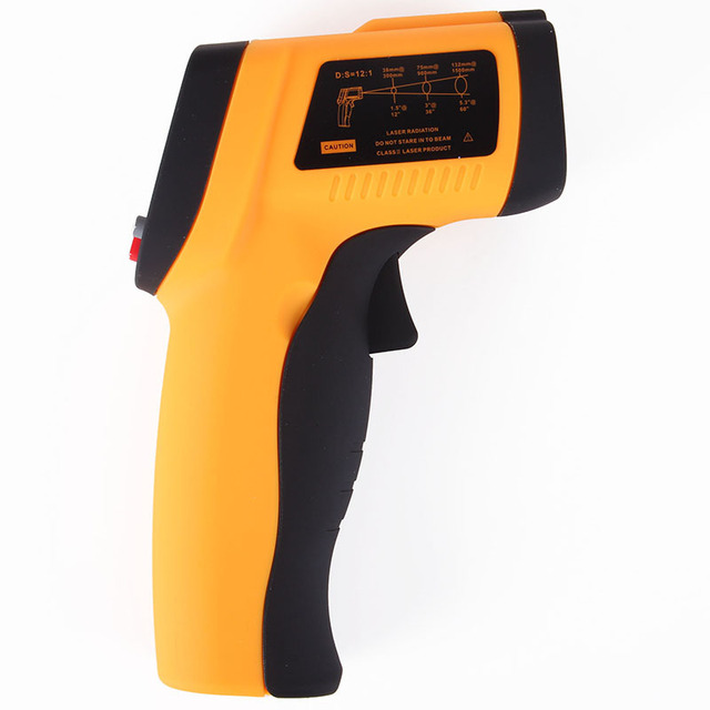 New IR Infrared Thermometer Digital Gun Temperature Laser  Non-Contact