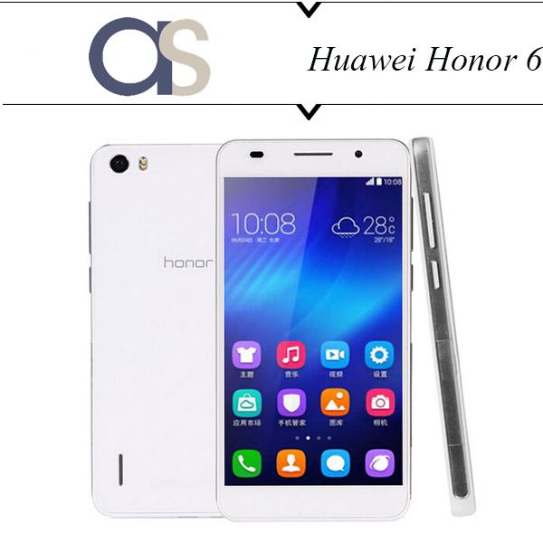 Original New Huawei Honor 6 Plus 4G LTE Cell Phone 3G RAM 32G ROM Kirin 920 Octa Core 1.7GHz 5.0 Inch 1920*1080P 13MP Camera NFC - Air Siri technology Co.,Ltd. store