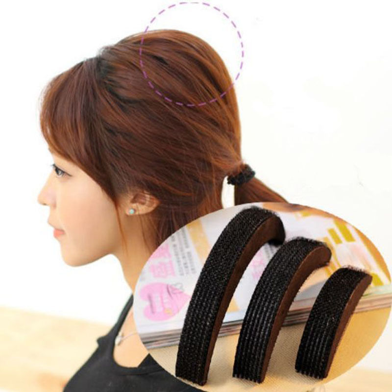 Simple Women's Lady Fashion Hair Clip Stick Bun Maker Braid Tool Hair Accessories(China (Mainland))