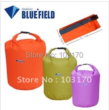 Waterproof  Compress Dry Bag for  Canoe Kayak Camping Outdoor Organize Bag Large Capacity 20L(S) 1 pc
