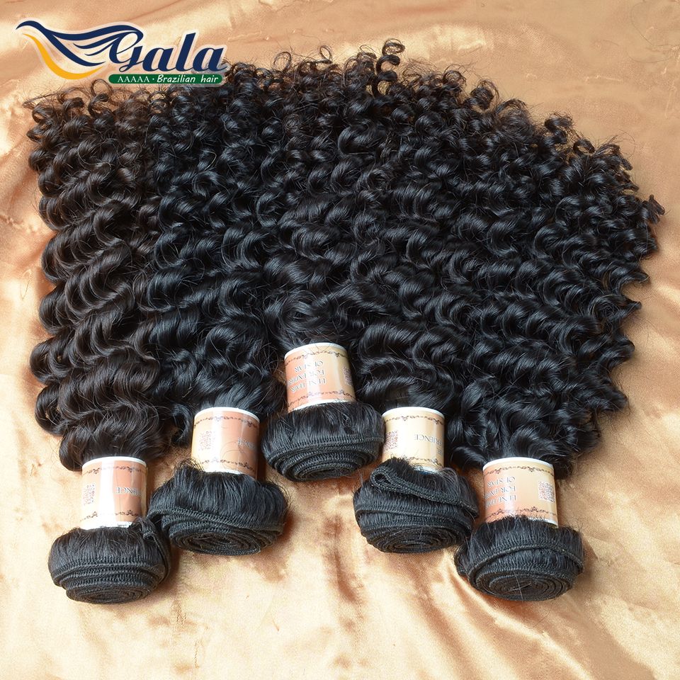 brazilian deep wave virgin hair high quality remy hair 4pcs/lot free shipping by fast DHL cheap hair bundles factory wholesale(China (Mainland))