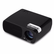 Uhappy BL20 LCD Projector Home Theater HDMI Projector 800x480 Resolution,2600 Lumen Projector With USB/HDMI/ATV/AV/VGA(China (Mainland))