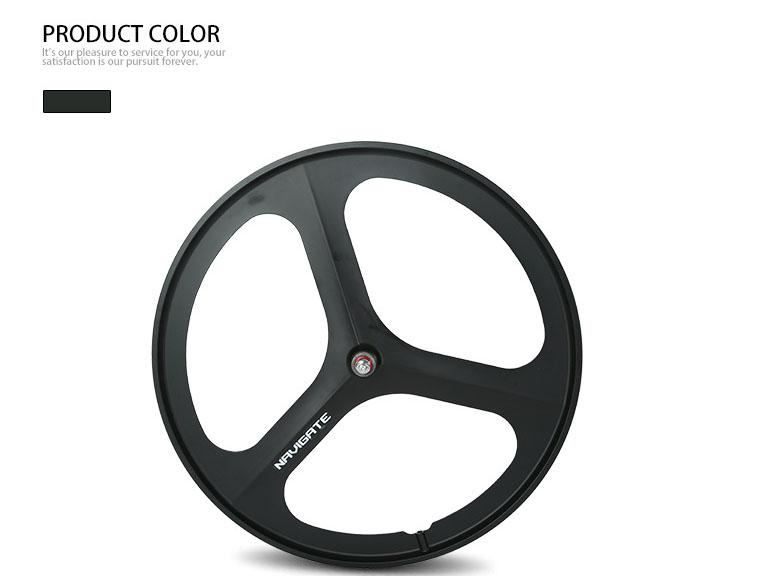 fixed gear 700C wheel magnesium alloy highway wheel 28 inch bicycle wheel DEKANI X8 MTB wheel(China (Mainland))