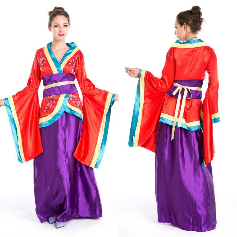 Costume geisha halloween sexy