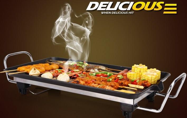 Гриль grillplate