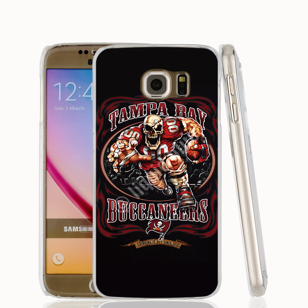 21884 Tampa Bay Buccaneers Running cell phone case cover for Samsung Galaxy S7 edge PLUS S6 S5 S4 S3 MINI(China (Mainland))