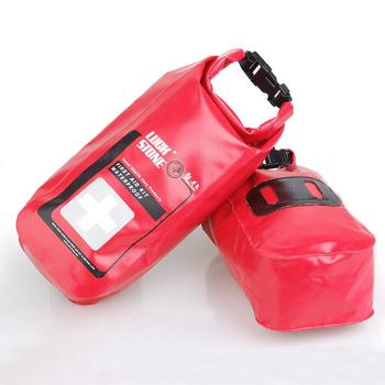 Медицинская Сумка 2L Водонепроницаемый Сумка Первой Помощи Аварийного Комплекты открытый аварийного аптечки водонепроницаемый мешок, водонепроницаемая аптечка