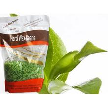 Buy 300g Strip Depilatory Hot Film Hard Wax Pellet Waxing Bikini Hair Removal Pearl Wax Beans Green Tea Flavor for $11.48 in AliExpress store