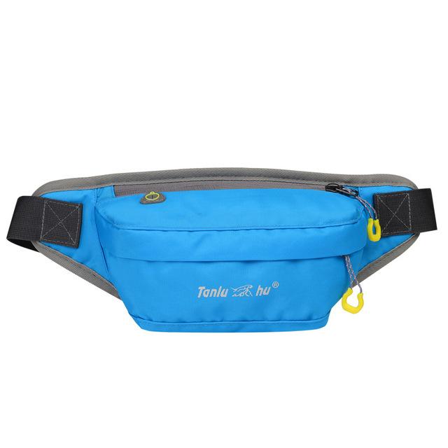 Большой емкости работает поясная сумка простой восхождение походы на путешествия ...