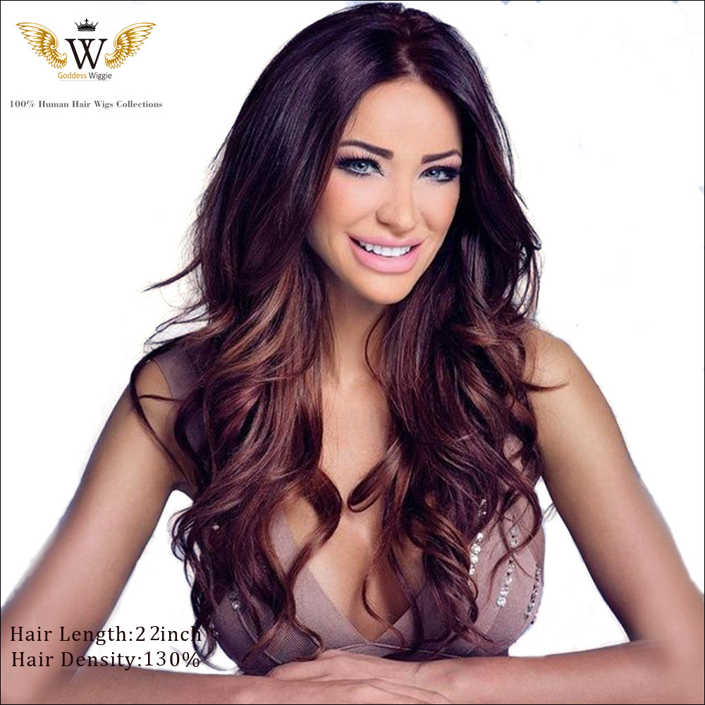 150density Ombre Brazilian Wigs Human Hair Lace Front Wigs With Baby Hair Full Lace Human Hair Wigs For Black Women