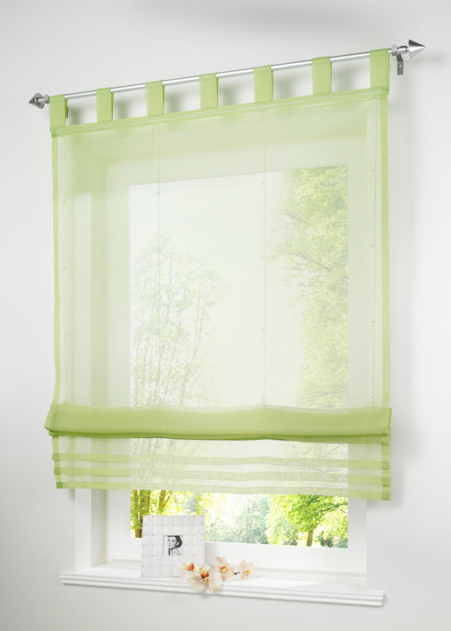 küchen vorhang mit blumenmuster, Ösen und v-elementen. vorhänge ... - Vorhänge Für Die Küche