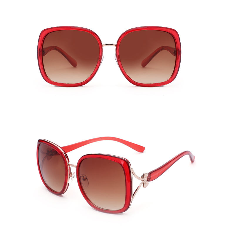 Luxury Brand Sunglasses Fashion Vintage Square Glasses For ...
