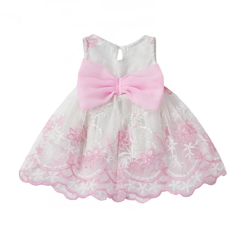 Elegant Baby Girl Dress Summer Party Princess Tutu infant ...